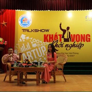 Talkshow: Khát vọng Khởi nghiệp